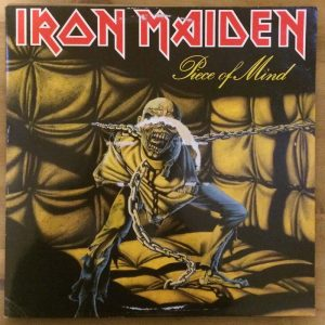Iron Maiden – Piece of Mind (Plak – 2. El)