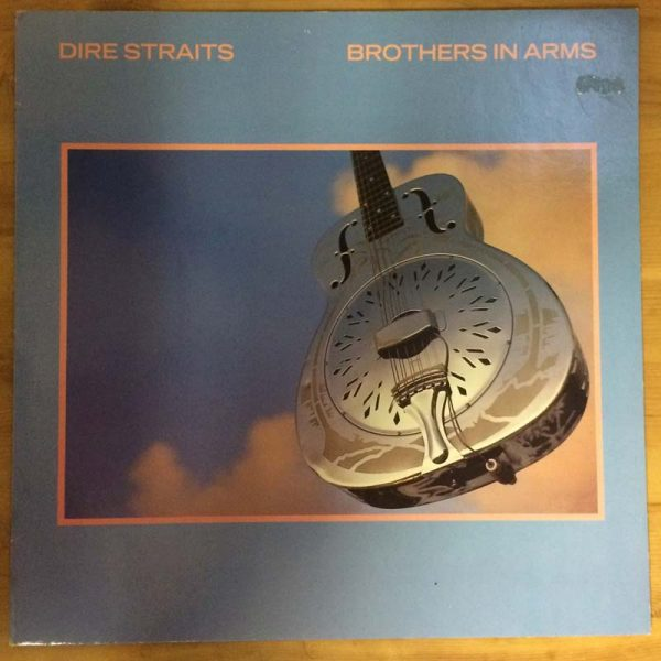 Dire Straits – Brothers in Arms (Plak – 2. El)