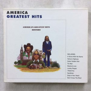 America – History – America's Greatest Hits (CD – 2. El)