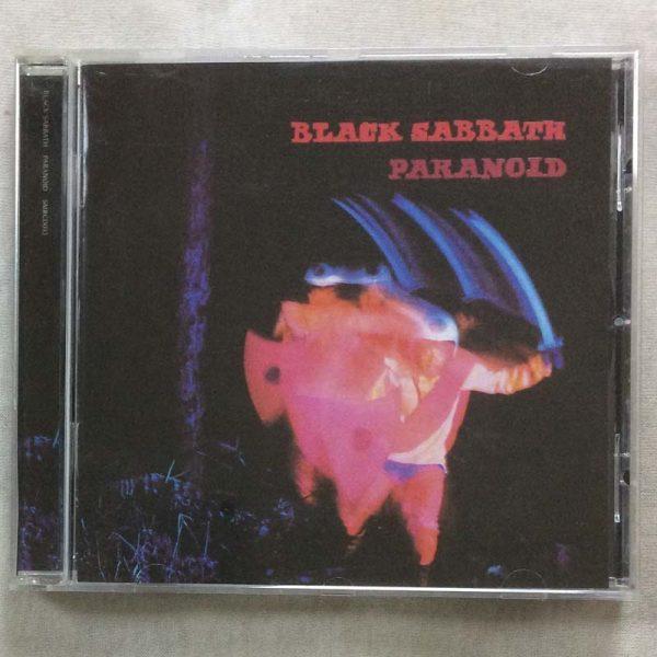 Black Sabbath – Paranoid (CD – 2. El)