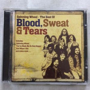 Blood, Sweat and Tears ‎– Spinning Wheel – The Best Of (CD – 2. El)