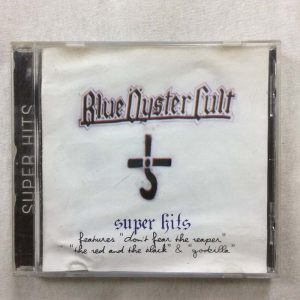 Blue Öyster Cult ‎– Super Hits (CD – 2. El)