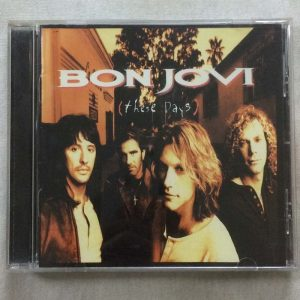Bon Jovi ‎– These Days (CD – 2. El)