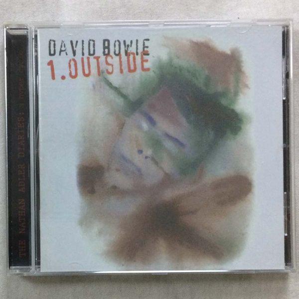 David Bowie – 1. Outside (CD – 2. El)