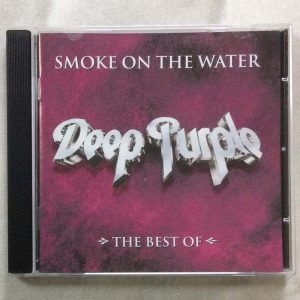 Deep Purple ‎- Smoke on the Water – The Best Of (CD – 2. El)