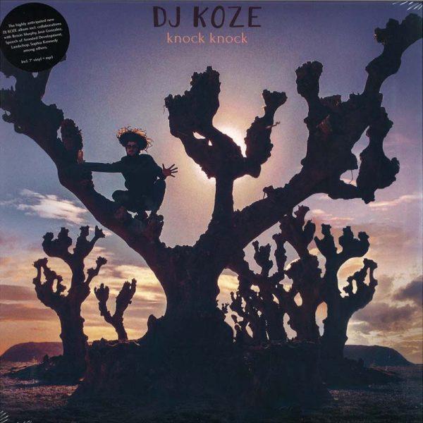 DJ Koze – Knock Knock (Plak)