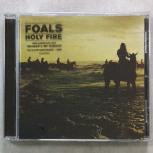 Foals – Holy Fire (CD – 2. El)
