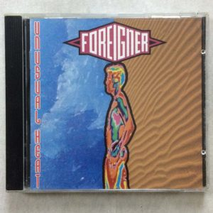Foreigner – Unusual Heat (CD – 2. El)