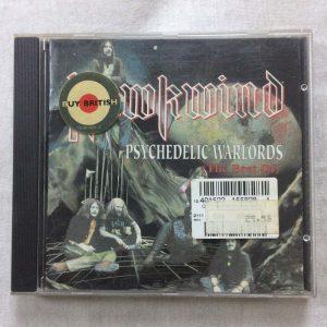 Hawkwind - Psychedelic Warlords (CD – 2. El)