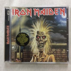 Iron Maiden – Iron Maiden (CD – 2. El)