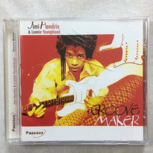 Jimi Hendrix & Lonnie Youngblood ‎- Groove Maker (CD – 2. El)