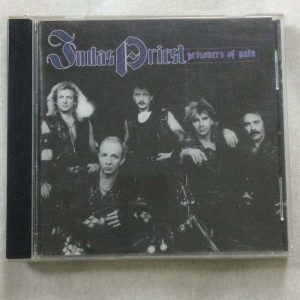 Judas Priest ‎- Prisoners of Pain (CD – 2. El)