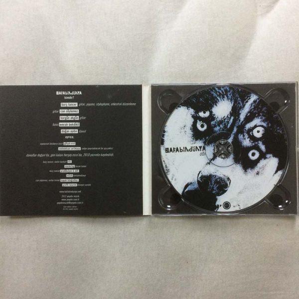 Kafabindünya – Obi (CD – 2. El)