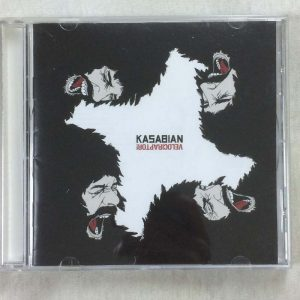 Kasabian – Velociraptor! (CD – 2. El)
