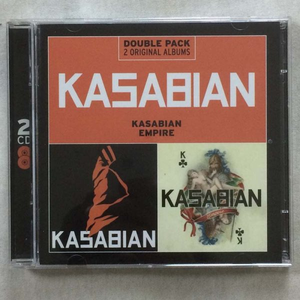 Kasabian – Kasabian / Empire (2 CD – 2. El)