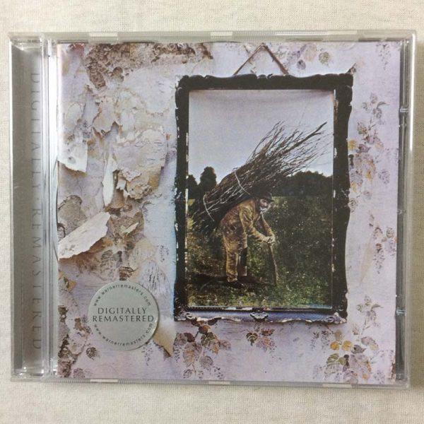 Led Zeppelin – Led Zeppelin (CD – 2. El)