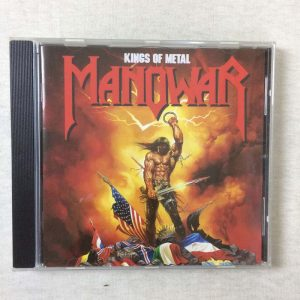 Manowar – Kings of Metal (CD – 2. El)