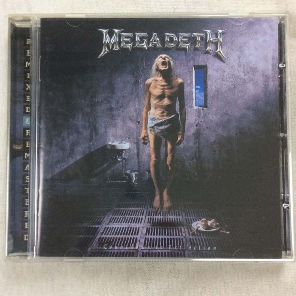 Megadeth ‎- Countdown to Extinction (CD – 2. El)