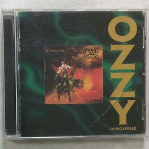 Ozzy Osbourne - The Ultimate Sin (CD – 2. El)
