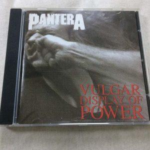 Pantera - Vulgar Display Of Power (CD – 2. El)