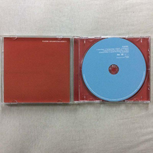 Placebo – Placebo (CD – 2. El)