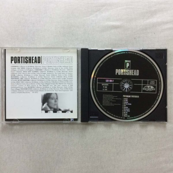 Portishead – Portishead (CD – 2. El)