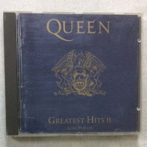 Queen – Greatest Hits II (CD – 2. El)
