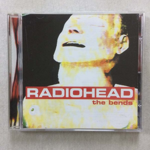 Radiohead – The Bends (CD – 2. El)