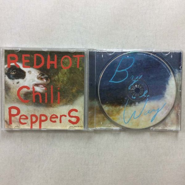 Red Hot Chili Peppers ‎– By The Way (CD – 2. El)