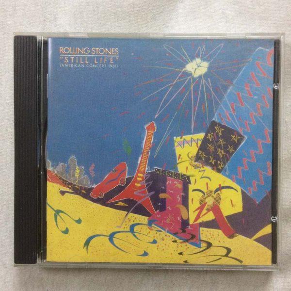 Rolling Stones – Still Life (American Concert 1981) (CD – 2. El)