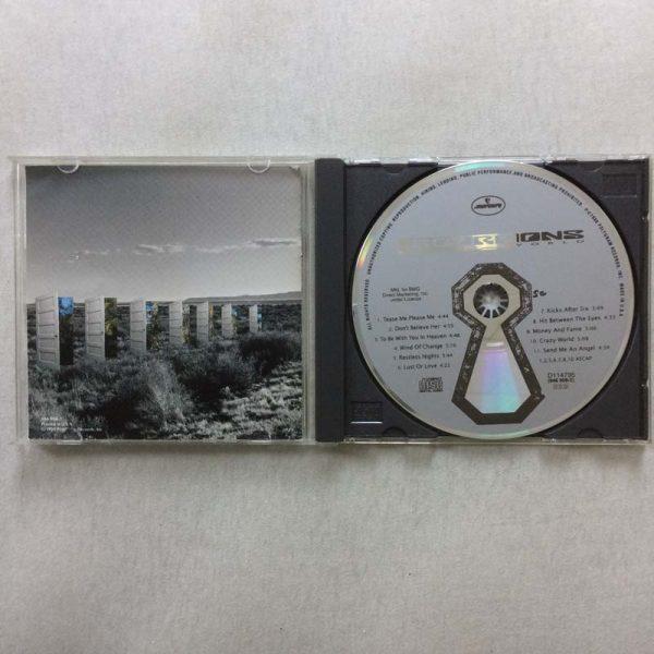 Scorpions – Crazy World (CD – 2. El)