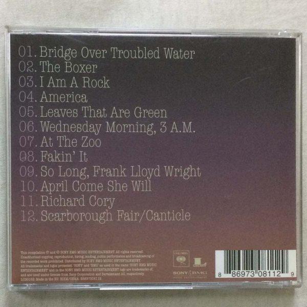 Simon & Garfunkel – America: The Simon & Garfunkel Collection (CD – 2. El)