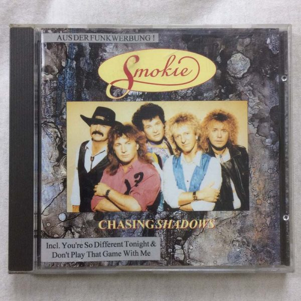 Smokie – Chasing Shadows (CD – 2. El)