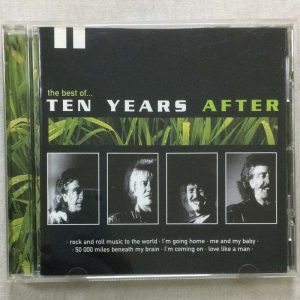 Ten Years After ‎– The Best Of Ten Years After (CD – 2. El)