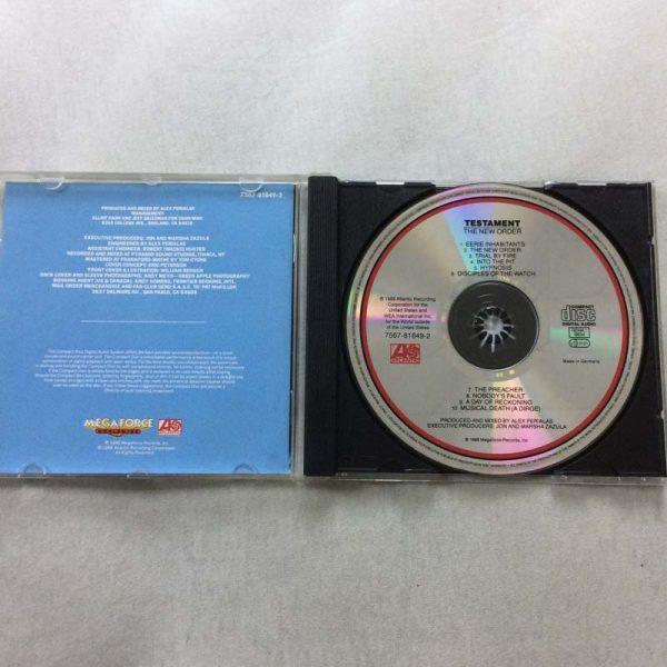 Testament – The New Order (CD – 2. El)