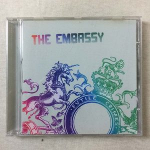 The Embassy – Futile Crimes (CD – 2. El)