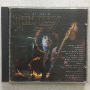 Thin Lizzy ‎– Dedication: The Very Best Of Thin Lizzy (CD – 2. El)