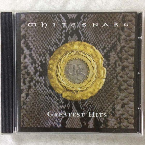 Whitesnake – Greatest Hits (CD – 2. El)